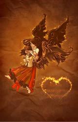 Chocolate love by Tindomielle