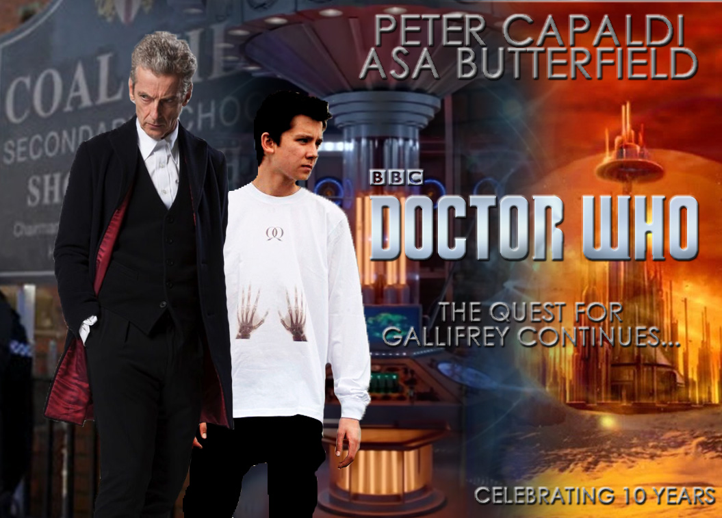 Doctor Who: Series 9 by TheGeekMister on DeviantArt