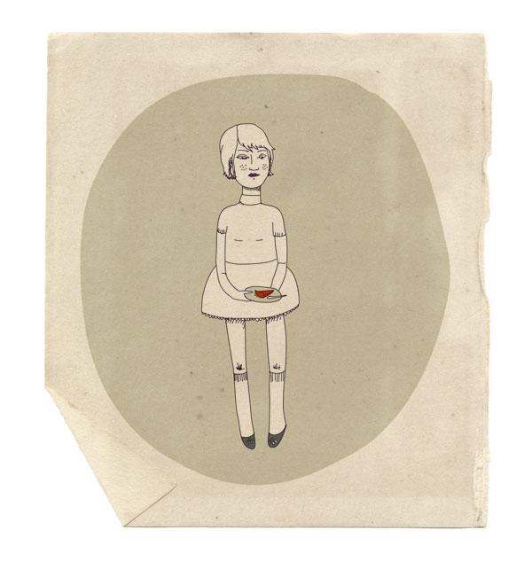 gentille fille by mathilde