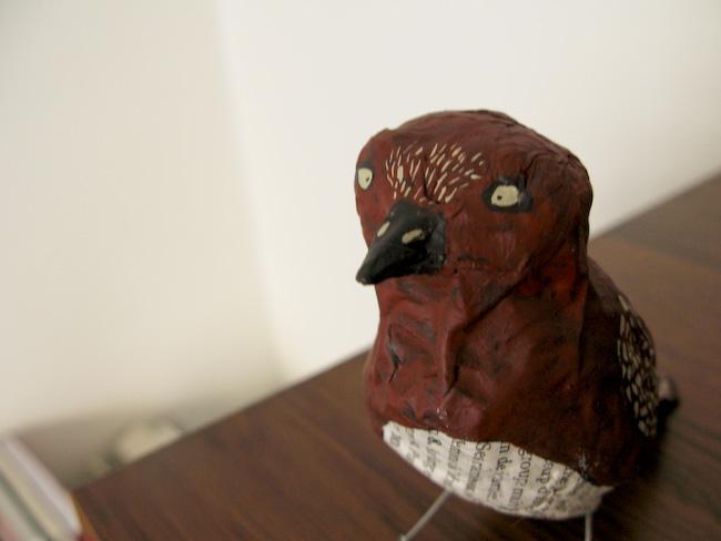 My bird by mathilde
