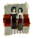 Lisa and Lina