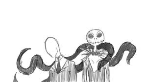 Slender and Jack: The best of Friends by Eternalshadow64