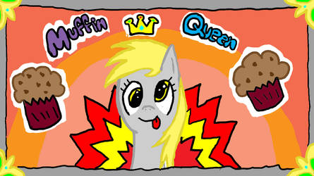 Derpy Hooves - The Muffin Queen