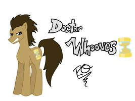 Doctor Whooves by Eternalshadow64