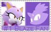 Number 1 Blaze  Fan Stamp by Psychicstar
