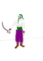 Joker zaporowski kolor
