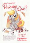 Equestria Postal Service Ad - Valentine's Day