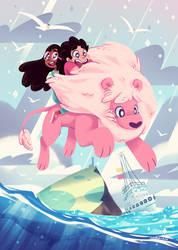 Lion's Ocean