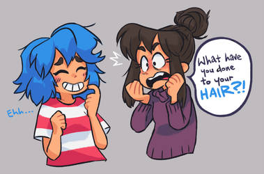 SS: Hair Dye by Jopiter