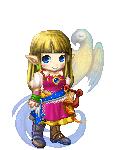 Skyward Zelda by Scrollseed