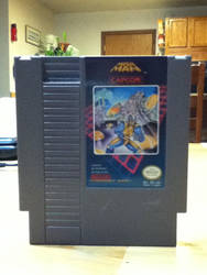 The Original Mega man by Scrollseed