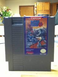 Mega man 3 by Scrollseed