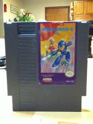 Mega man 4 by Scrollseed
