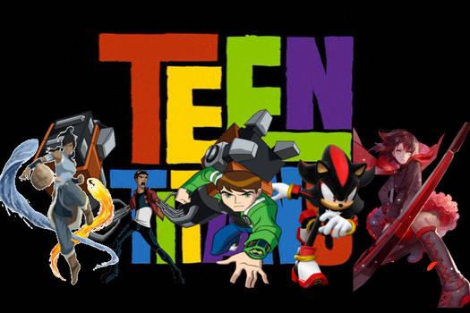 Teen Titans Generation Y