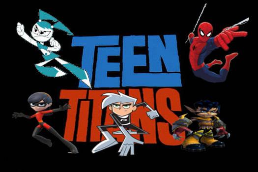Teen Titans Generation X