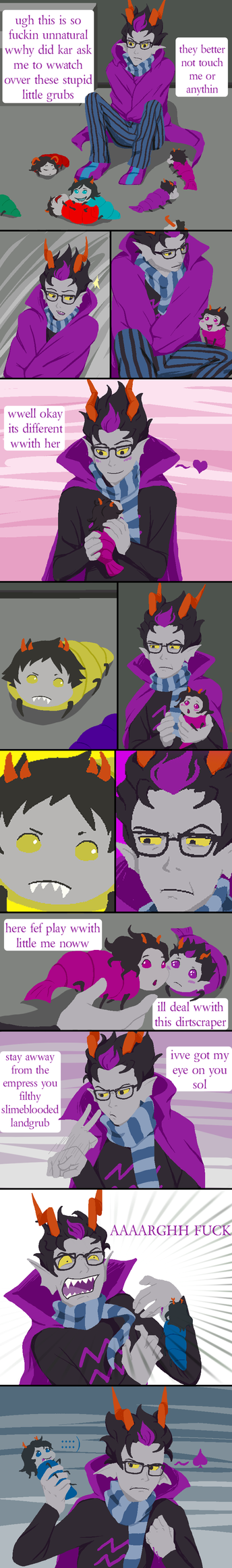 Why Eridan Shouldn't Grubsit by Kamden