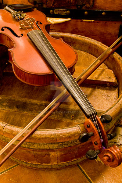 Violin by H4henry