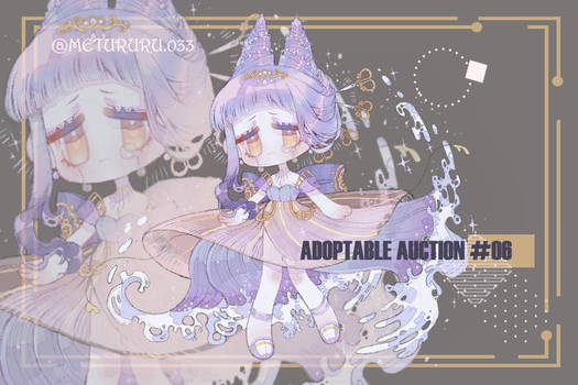 ADOPTABLE AUCTION (CLOSES)