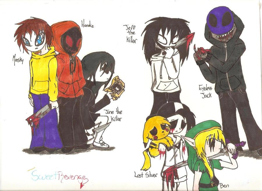 Anime Creepypasta Creepypastas by sweetrevenge09
