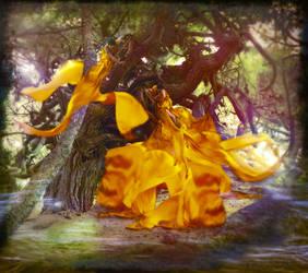 'Seeking Dryad'  I by Wild-Root