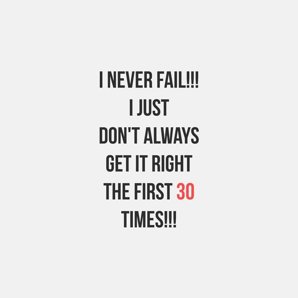 #5 I Never Fail by TheUnforgivingsArmy