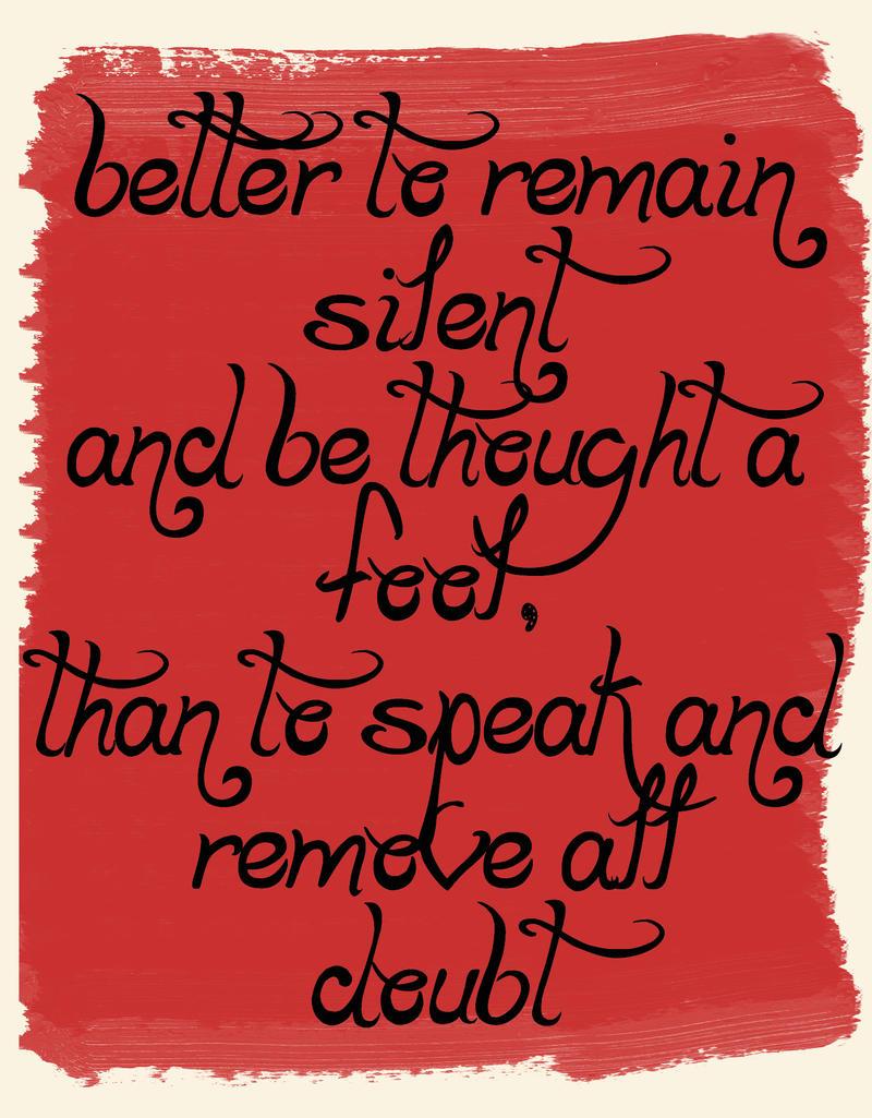 #12 Silent by TheUnforgivingsArmy