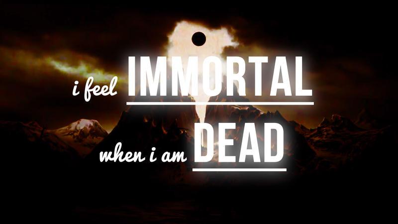 Immortal by TheUnforgivingsArmy
