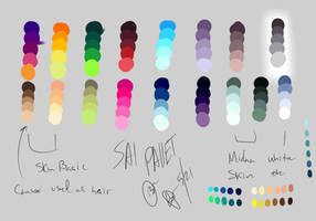 Sai color pallet chart by darkly1
