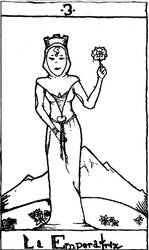 Tarot Update No. 3: The Empress by MrMadrigal