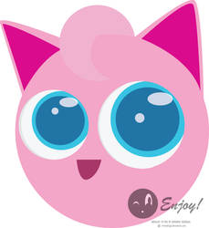 JIGGLYPUFF !! by MrMadrigal