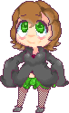 Michelle Pixeled by GreenSpiralCat
