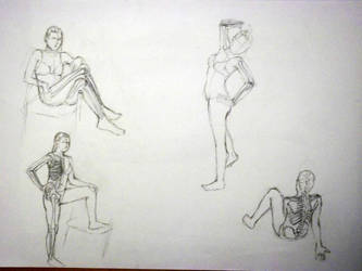 Body scetches