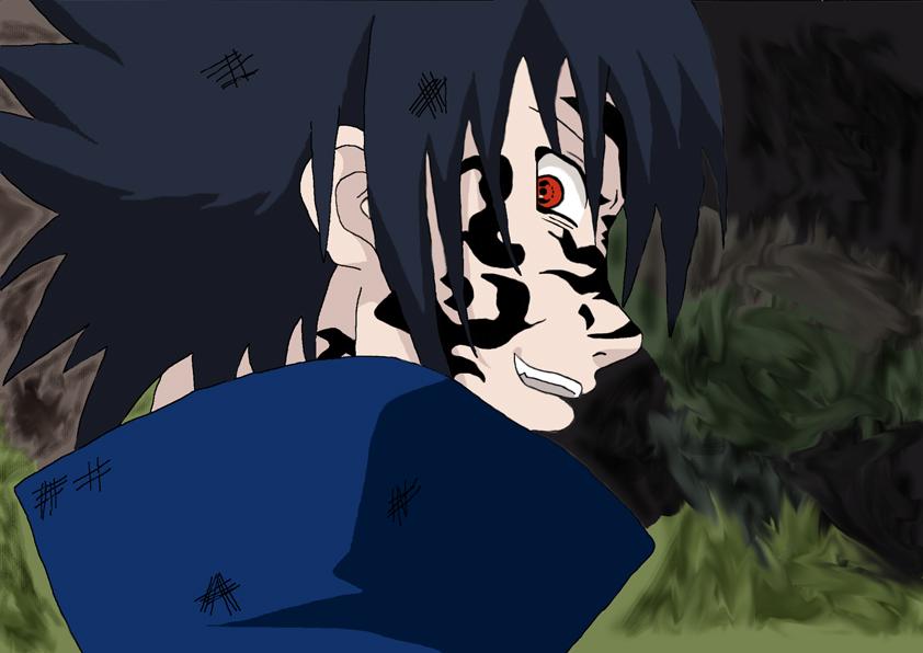 Pin Sasuke Curse Seal 2 By Lwisf3rxd on Pinterest