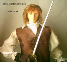 Daniel swordsman