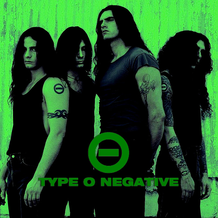 Type O Negative (Green Aesthetic) by AwesomePrussia2345