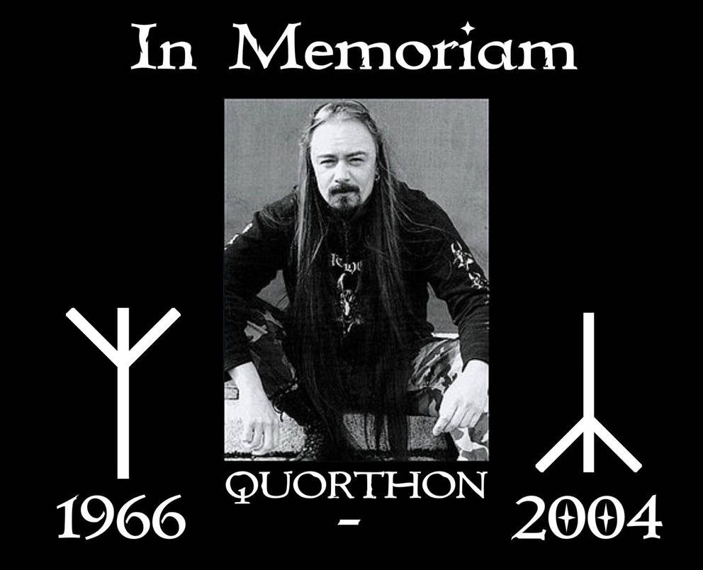In Memoriam Of Quorthon by AwesomePrussia2345
