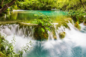 Plitvice Lakes, Croatia by cwaddell
