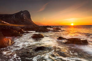 Myrland Sunset by cwaddell