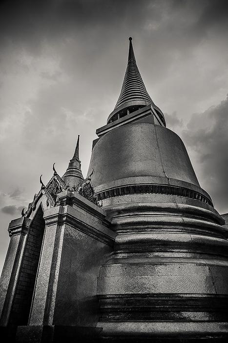Grand Palace, Bangkok by cwaddell