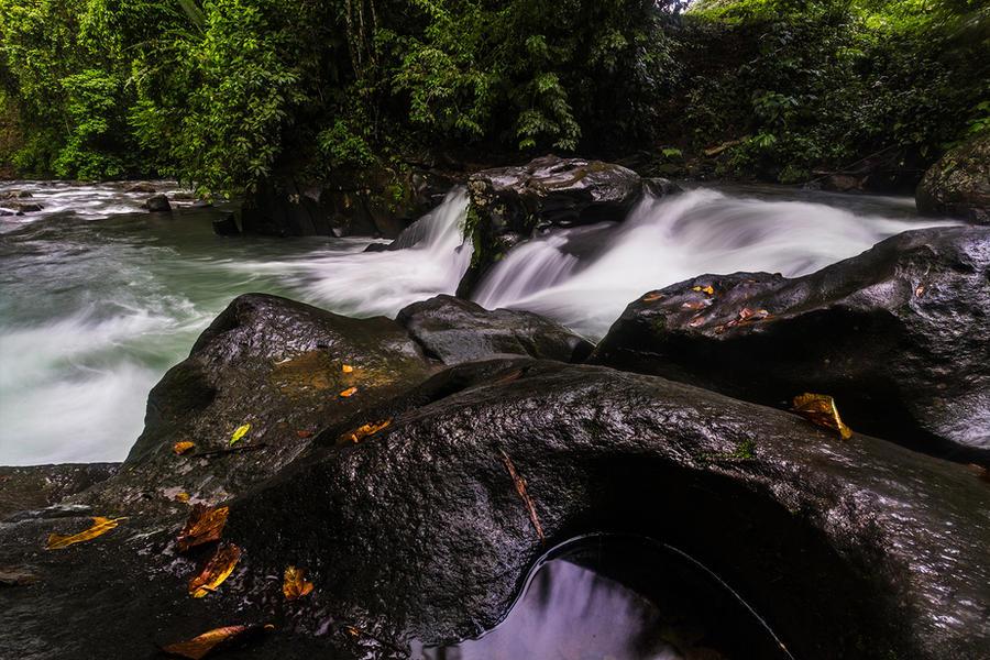 El Salto Falls by cwaddell