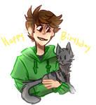 Happy Birthday Edd