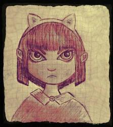 Annie old photo by surtea