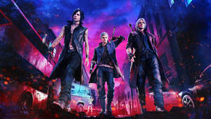 Devil May Cry V - ThE GanG