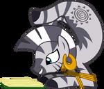 Scorpion Zebra