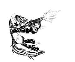 Star Maiden by zoarvek