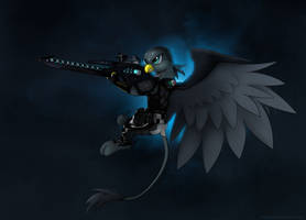 Flying at the speed of death by zoarvek