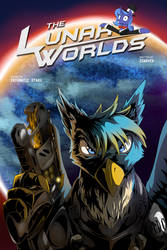 The Lunar Worlds - Cover