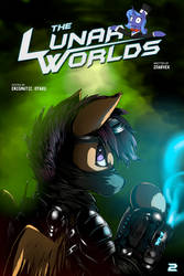 The Lunar Worlds - Cover 2
