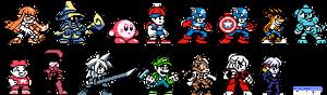 Neopockets Random Characters