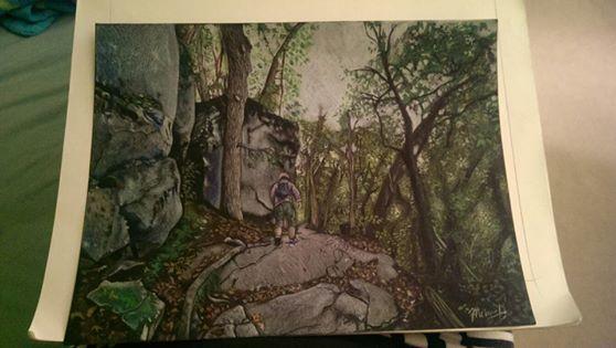 Trail by EveryRoseHasThornz